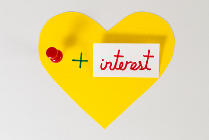 I love pin + interest