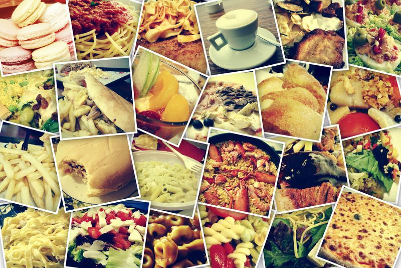 Food Mosaic